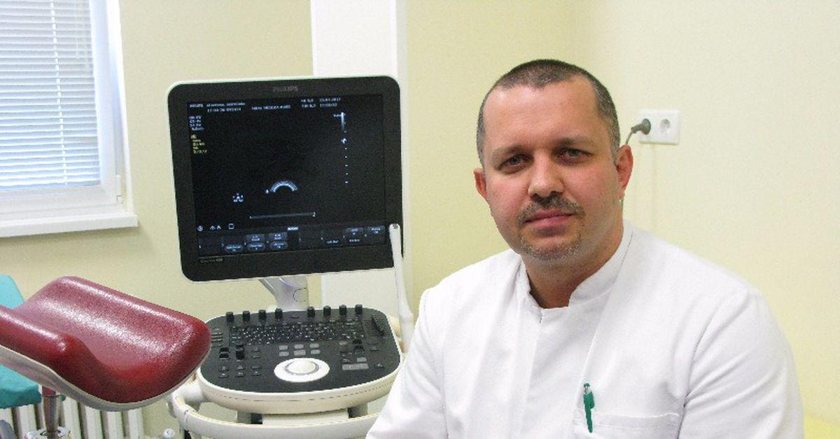 """Photo of Гинекологът д-р Борислав Стаменов преглежда в """"Медик консулт"""""""
