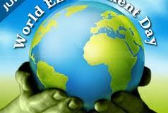 Световен ден на околната среда – 5 юни