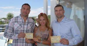 Трима шампиони подкрепиха събора на българите край могилата на Кубрат в Украйна