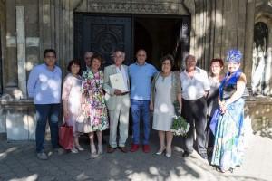Семейство Велеви днес сключи и църковен брак
