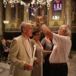 Семейство от Русе отпразнува златна сватба с венчавка в храма