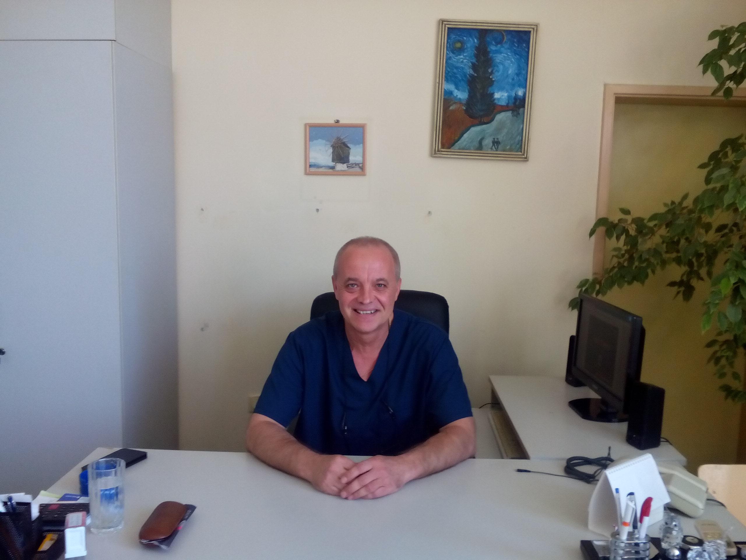 Photo of Д-р Бисер Начев: Повечето нови случаи на рак на гърдата са в начален стадий
