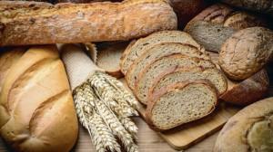 Заменете хляба с покълнали зърна.
