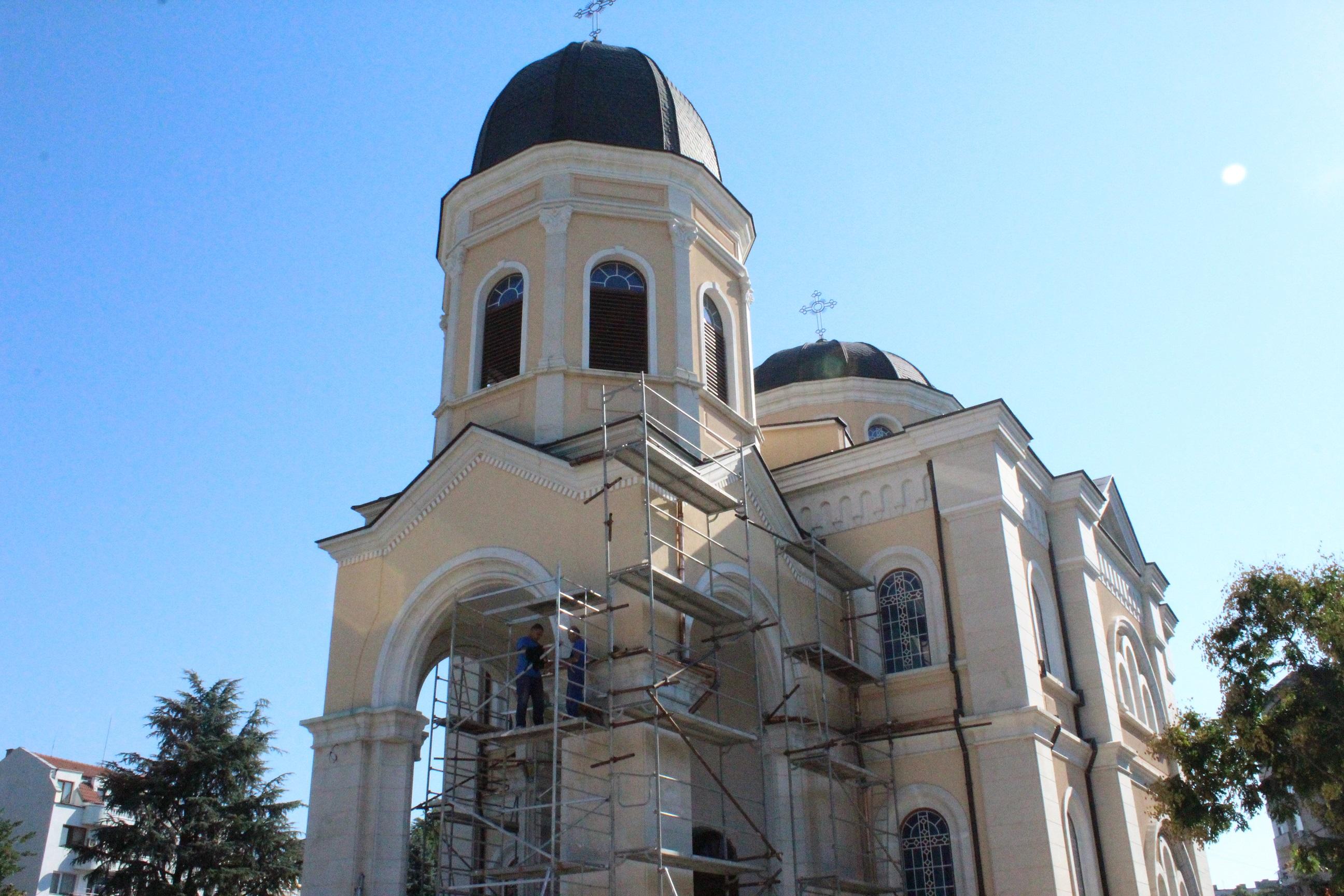 Photo of На 10 септември храмът Всех Святих отваря врати за миряни