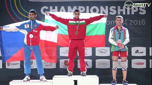 Photo of Още един състезател на ТСК – Русе с повиквателна за националния тим по вдигане на тежести