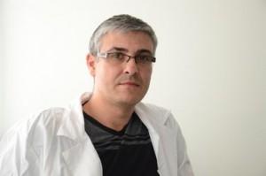 """Д-р Венцеслав Драганов, снимка вестник """"Утро"""""""