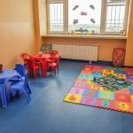 В детското отделение в УМБАЛ-Русе отвори врати занималня