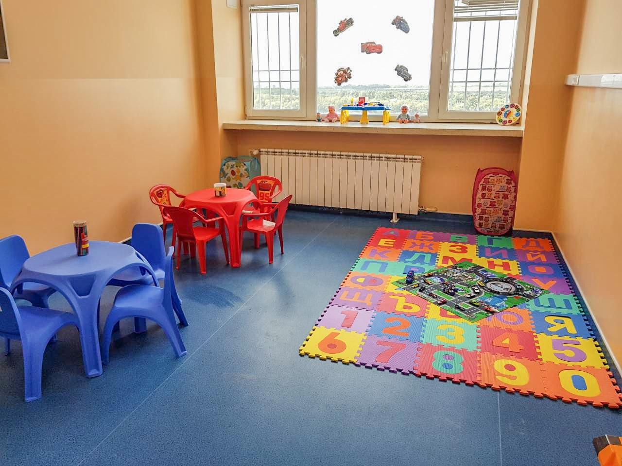 Photo of В детското отделение в УМБАЛ-Русе отвори врати занималня