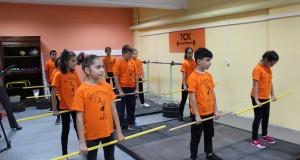 Нова спортна зала по вдигане на тежести откриха в русенско училище