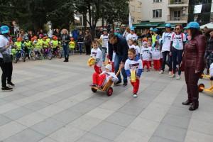 Европейската седмица на спорта се провежда за поредна година и в Русе