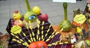Празник на плодородието на Централния пазар в Русе