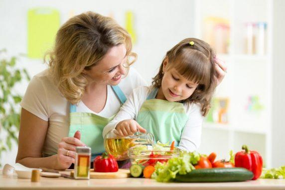 Photo of Зеленчуците и децата