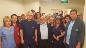 """25 000 пациенти е лекувал екипът на """"Медика кор"""""""