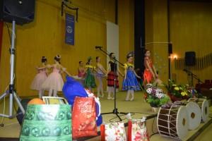 Градът на етническата хармония събра децата на Русе на коледно тържество