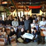 Д-р Кирил Панайотов награди състезателите на ТСК – Русе