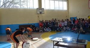 ТСК Русе с втора училищна зала по вдигане на тежести