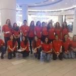 LOVEGUIDE и доброволци от клуб С.У.П.Е.Р. отбелязват Световния ден за борба със СПИН