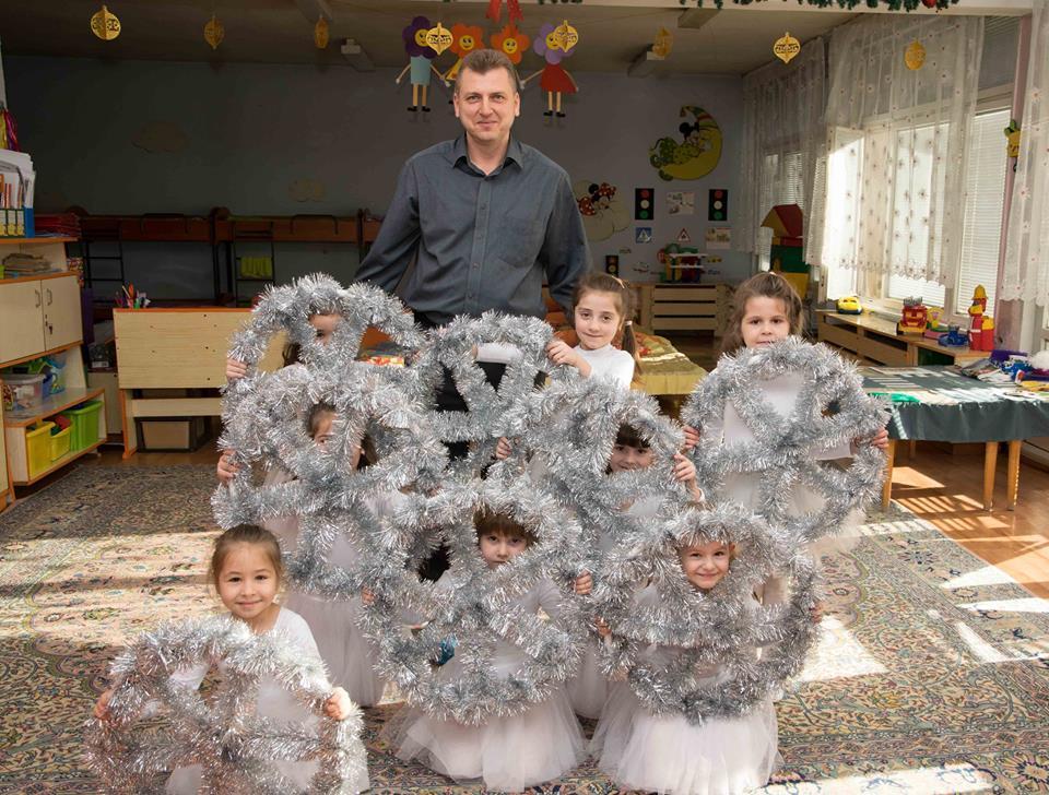 Photo of Дарителят Кунчо Кунчев: Щастие е да видиш блесналите от радост детски очи