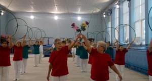 """92-годишна дама е най-възрастната сред  ветераните спортисти към СК """"Локомотив"""""""