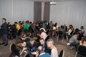 """Над 200 представители от близо 90 страни се събраха в естонската столица на международна конференция """"Чист свят""""."""