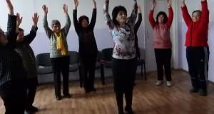 Пенсионери от Ценово практикуват паневритмия