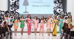 Млада дизайнерка от Русе твори модерни облекла с фолклорни мотиви