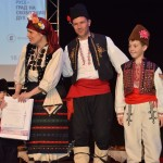Кукери наричаха за здраве в Деня на народната носия