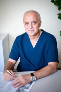 От март 2014 година е началник на отделение по Онкологична хирургия в КОЦ- Русе.