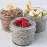 Накиснете чия семена, за да рестартирате с пълна сила метаболизма си