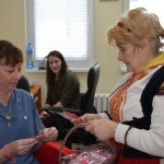 Баба Марта пристигна в Лечебни заведения Медика