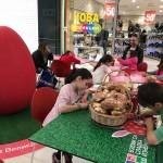 Празнична програма за малки и големи в Mall Rousse