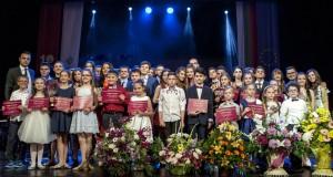 Димитър Бербатов награди най-добрите в изкуствата, науката и спорта