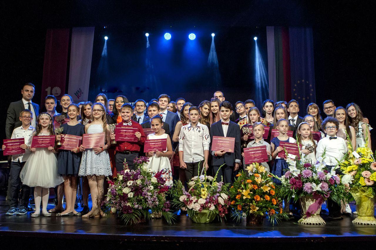 Photo of Димитър Бербатов награди най-добрите в изкуствата, науката и спорта