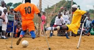 Спортът може да преобрази живота на човек с увреждания