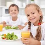 Здравословното хранене при детето е въпрос на култура