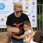 Тереза Маринова и приятели канят деца на лекоатлетически празник
