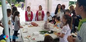 19 май беше изпълнен с ярки емоции за малки и големи в град Русе активности на социалната кампания ЗДРАВЕТО ИМА ЗНАЧЕНИЕ.