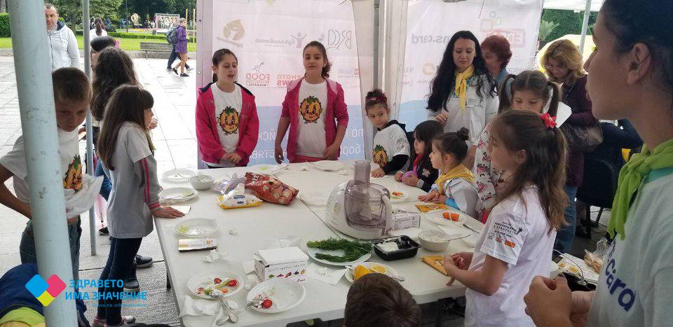Photo of Европейският ден за борба със затлъстяването беше отбелязан в Русе