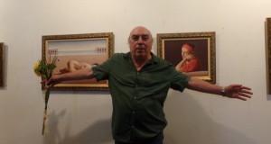 Художникът Николай Караджов отново впечатли Пловдив с картините си