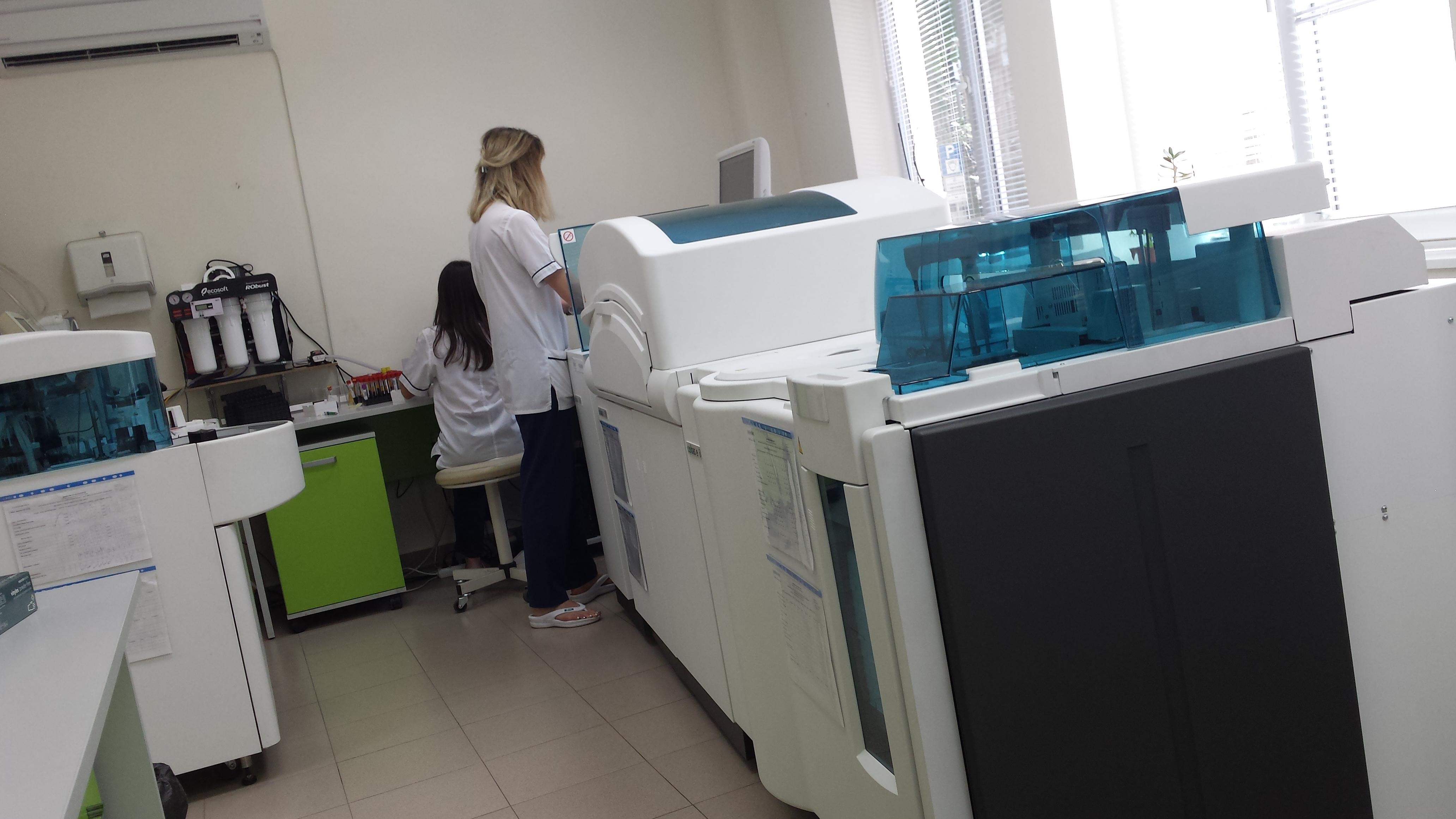 """Photo of Нова апаратура за имунологичен и клинико-химичен анализ работи в лаборатория """"Здраве"""""""