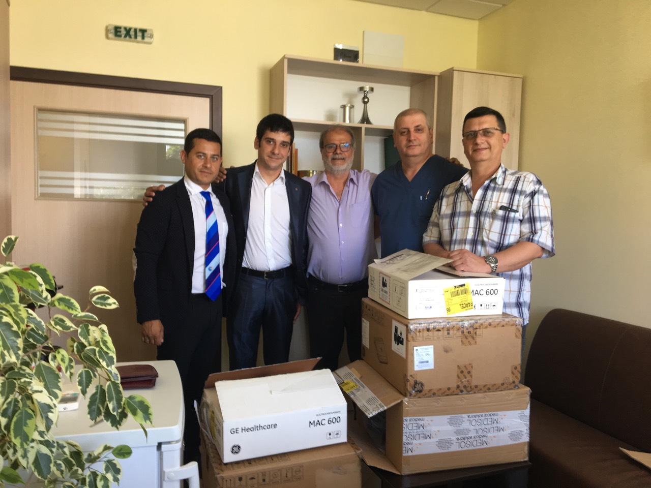 Photo of Ротарианци помагат на хората в борбата с инсулт