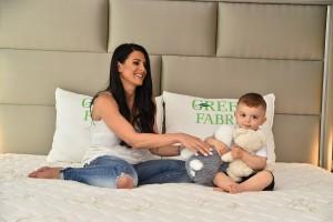 """Звездата от сериала """"Връзки"""" сподели, че спокойният сън е нейната тайна рецепта в борба с натовареното й ежедневие на актриса и майка."""