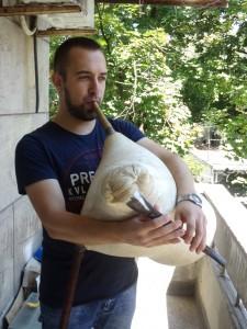 Стойко Станев е русенецът, който се включва в гайдарските надсвирвания в Родопите