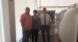 Уникална барокамера за терапия на много заболявания заработи в Русе