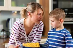 Умението на малчугана да лъже всъщност показва, че детето се развива нормално.