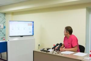 Иновативната здравна услуга се предлага за първи път в България, а хората, които първи ще се възползват, са от общините Две могили, Ветово и Ценово.