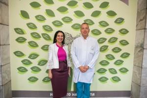 """В рамките на своето посещение румънският здравен министър Сорина Пинтея се запозна с начина на управление и дейността на """"Майчин дом""""."""
