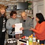 Русенецът Георги Мирчев отпразнува 100–годишен юбилей