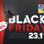 Запазете датата 23 ноември! Black Friday идва в Mall Rousse!