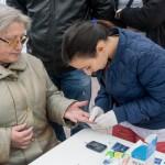 Медика с редици инициативи за борбата със захарния диабет